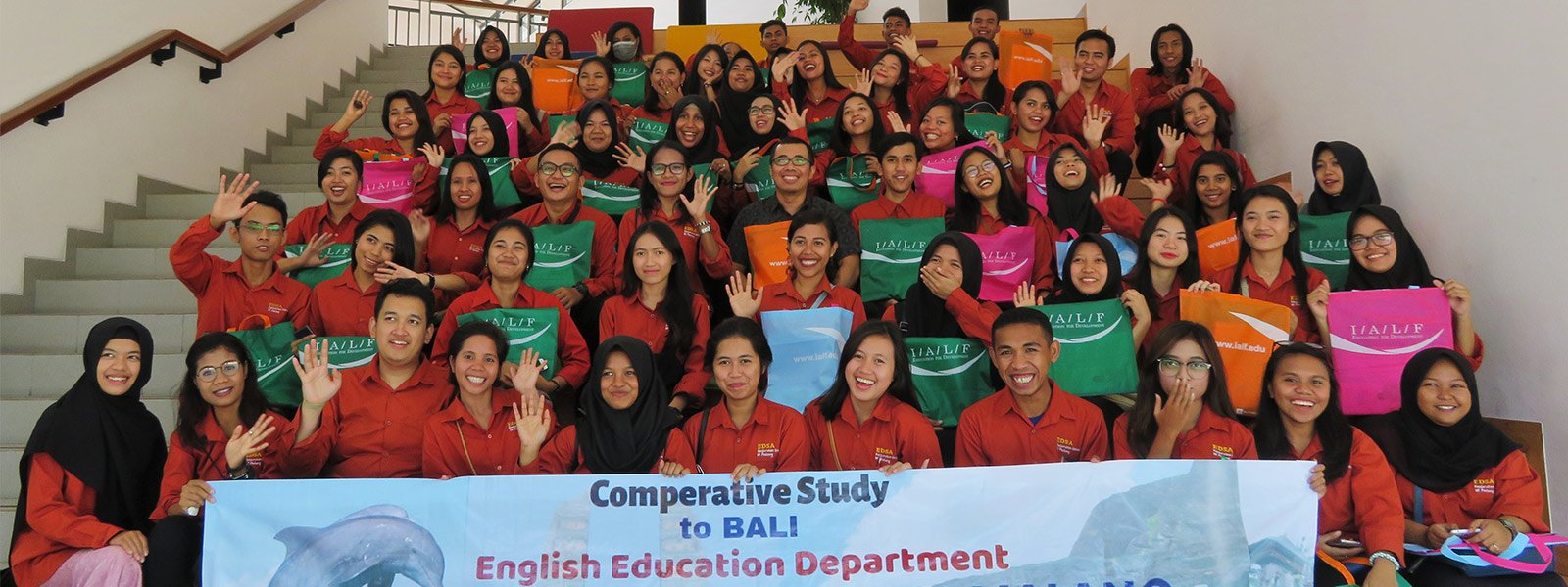 Mengajar Lokakarya ESP bersama Universitas Kanjuruhan Malang