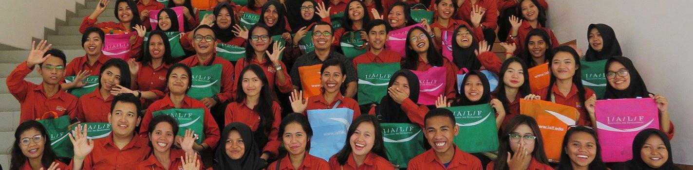 Teaching ESP Workshop with Kanjuruhan University Malang