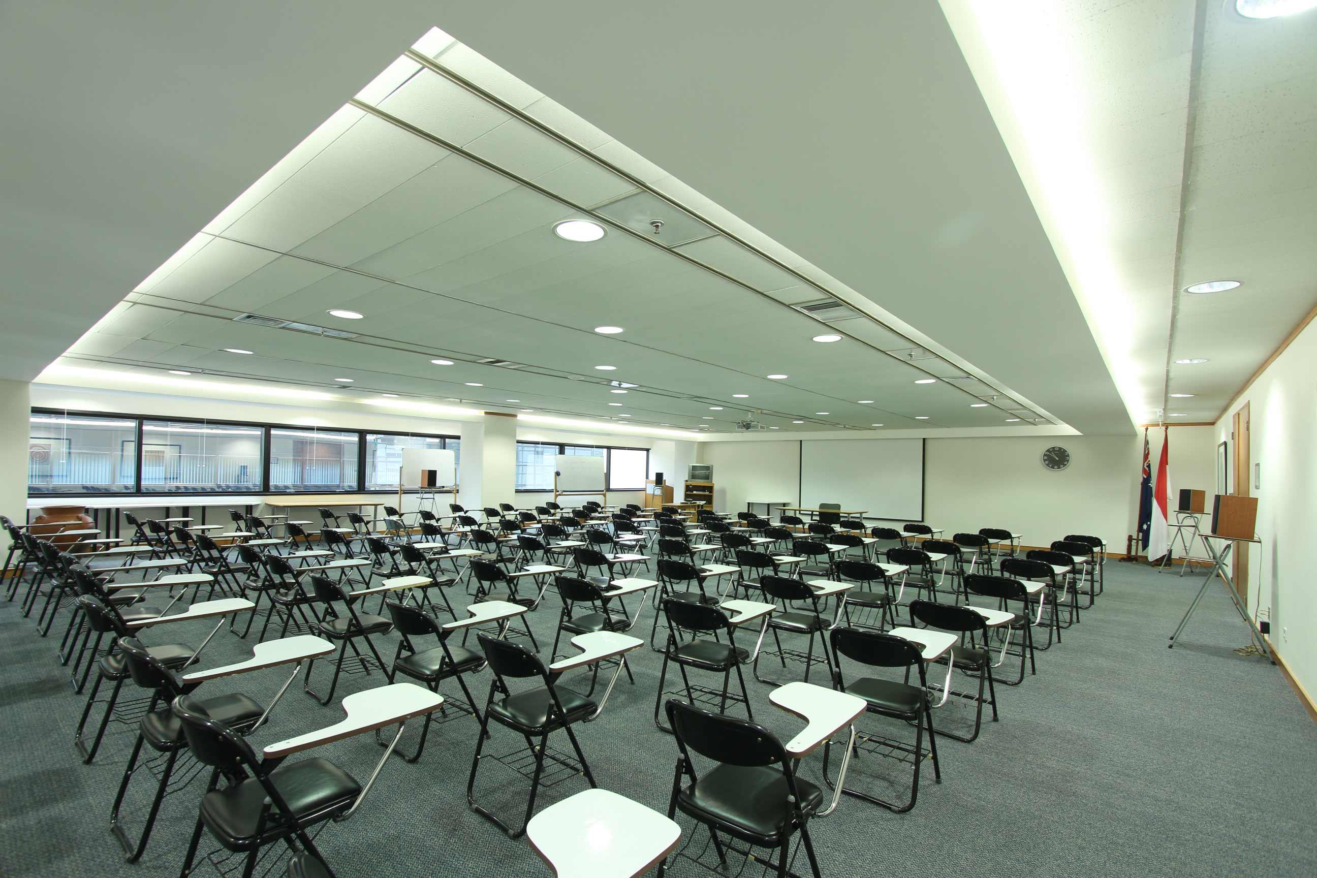 IALF Jakarta Auditorium - IELTS Test