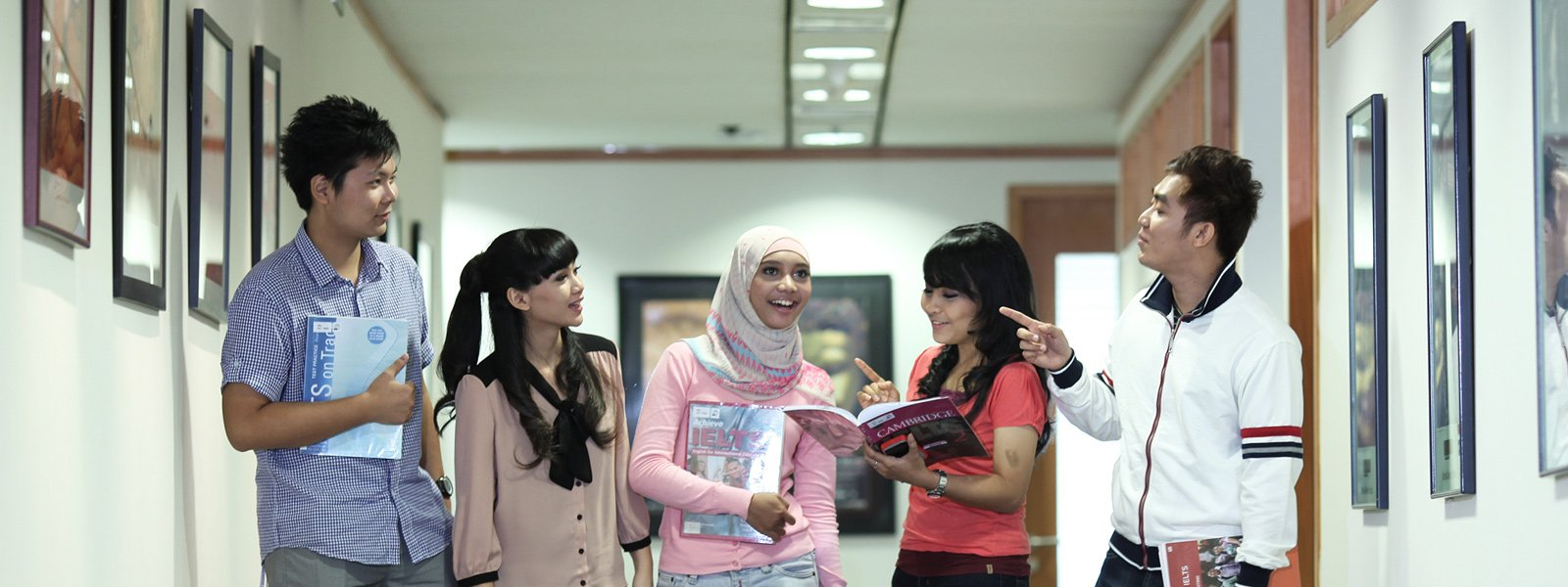 Academic English in Jakarta