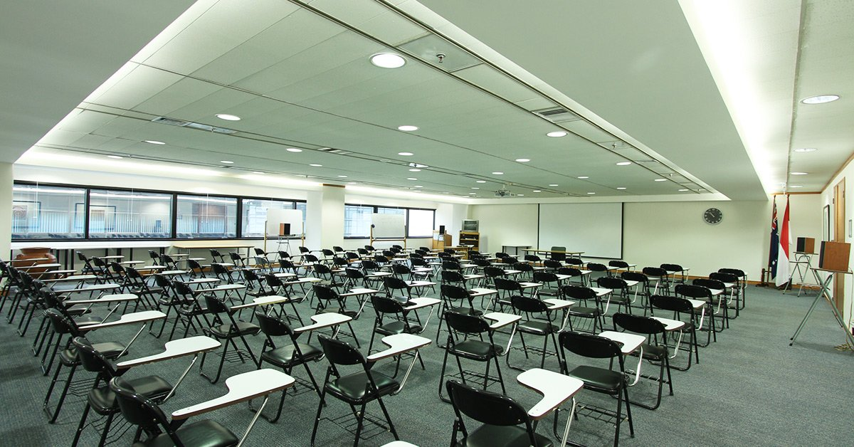 IALF Jakarta Auditorium-Learning-English-IELTS-Test-Preparation
