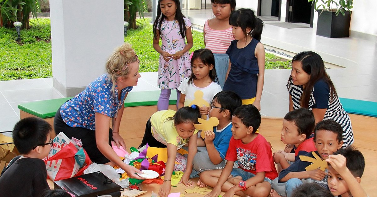 Young Learners Centre Bali - Learn English