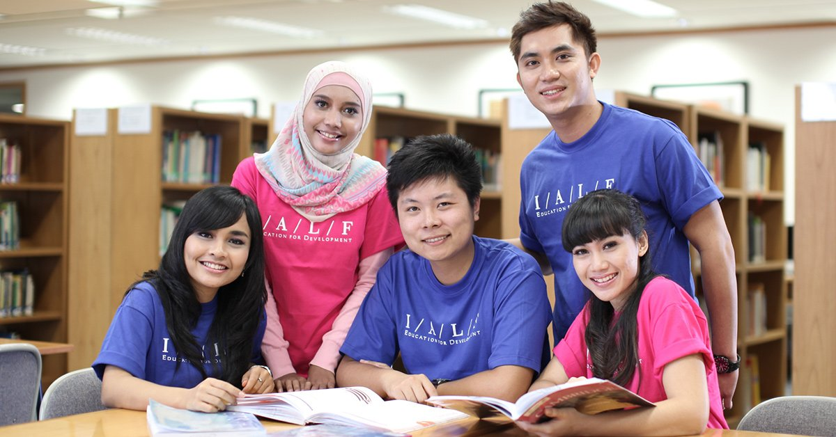 IALF Jakarta - Learning English - IELTS Test and Preparation - Facilities