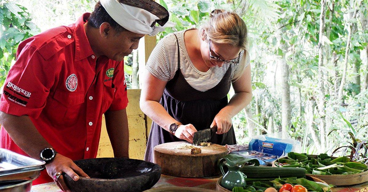 IALF Study Bahasa Indonesia in Bali