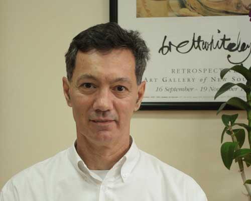 Staff Profile – Vlad Pejovic