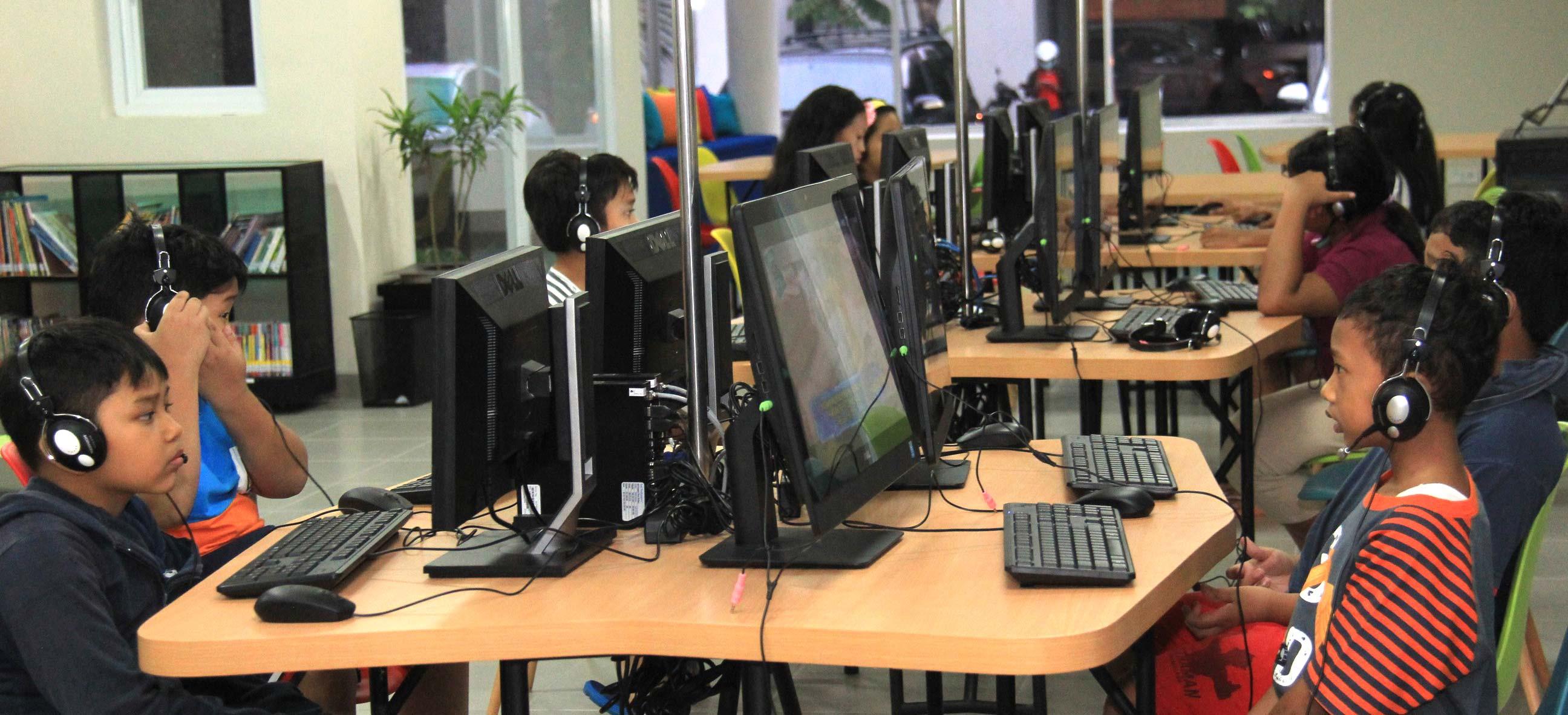 Young Learners Centre - Belajar Bahasa Inggris anak-anak IALF Bali