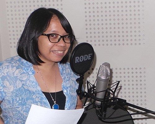 Staff Profile – Ana (Rakhma Diana Sari)