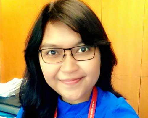 Staff Profile – Puspita Sari Ningrum