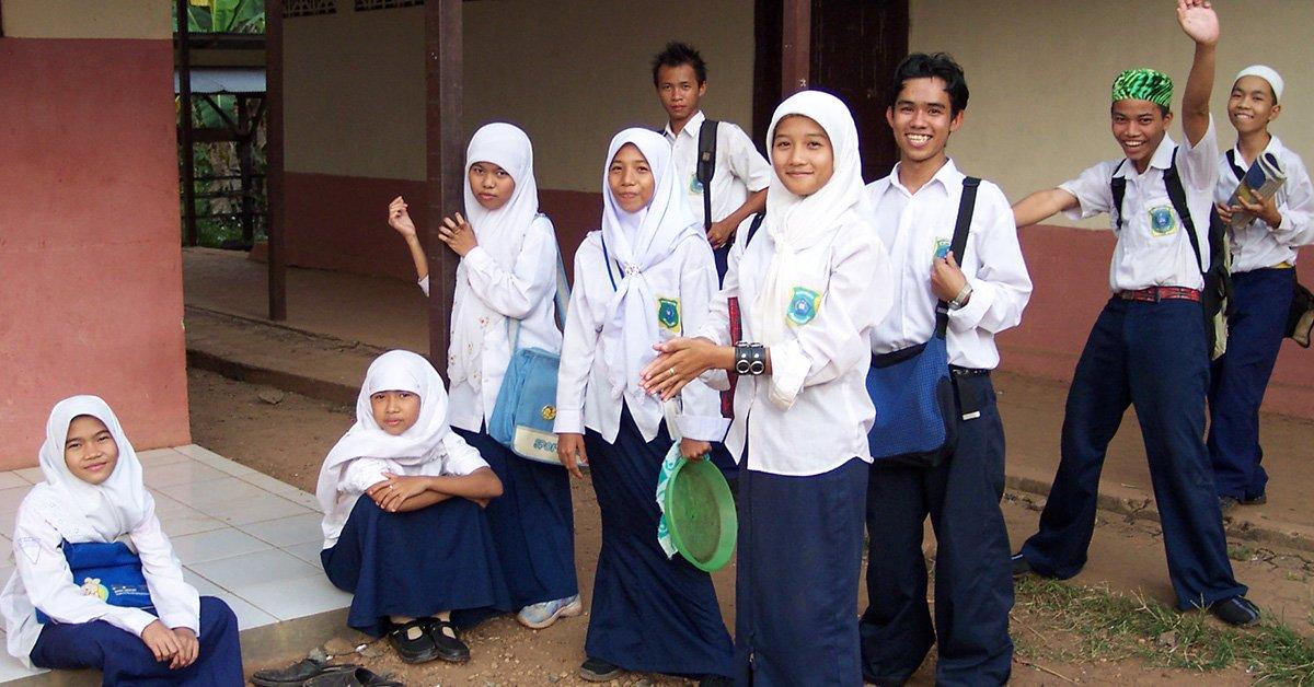 ELTIS - English Language Training for Islamic Schools - IALF Projects - Learning English