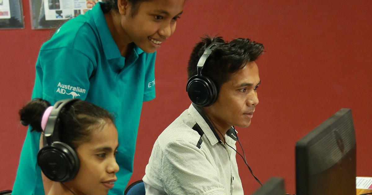 IALF Projects - ETELP-Timor-Leste-English Language Program