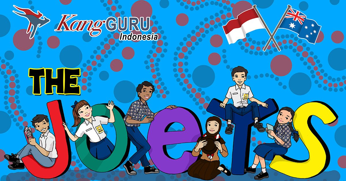 Kang Guru Indonesia - IALF Projects in Indonesia - English Language Development Projects