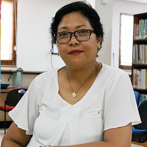 Putu Gayatri - Program Manager for Specialised English Language Services