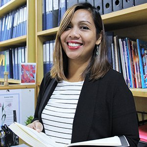Luh Sriasih - Program Manager for Indonesian Language Services