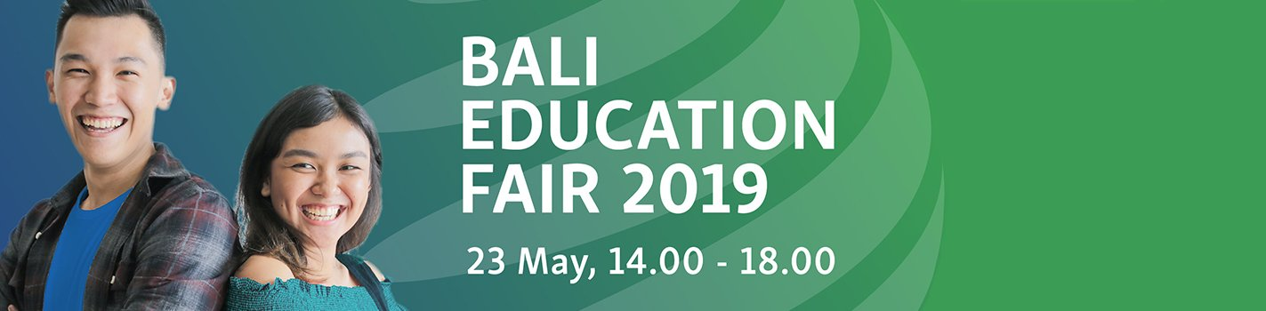Global EduFair Bali – 23 Mei 2019