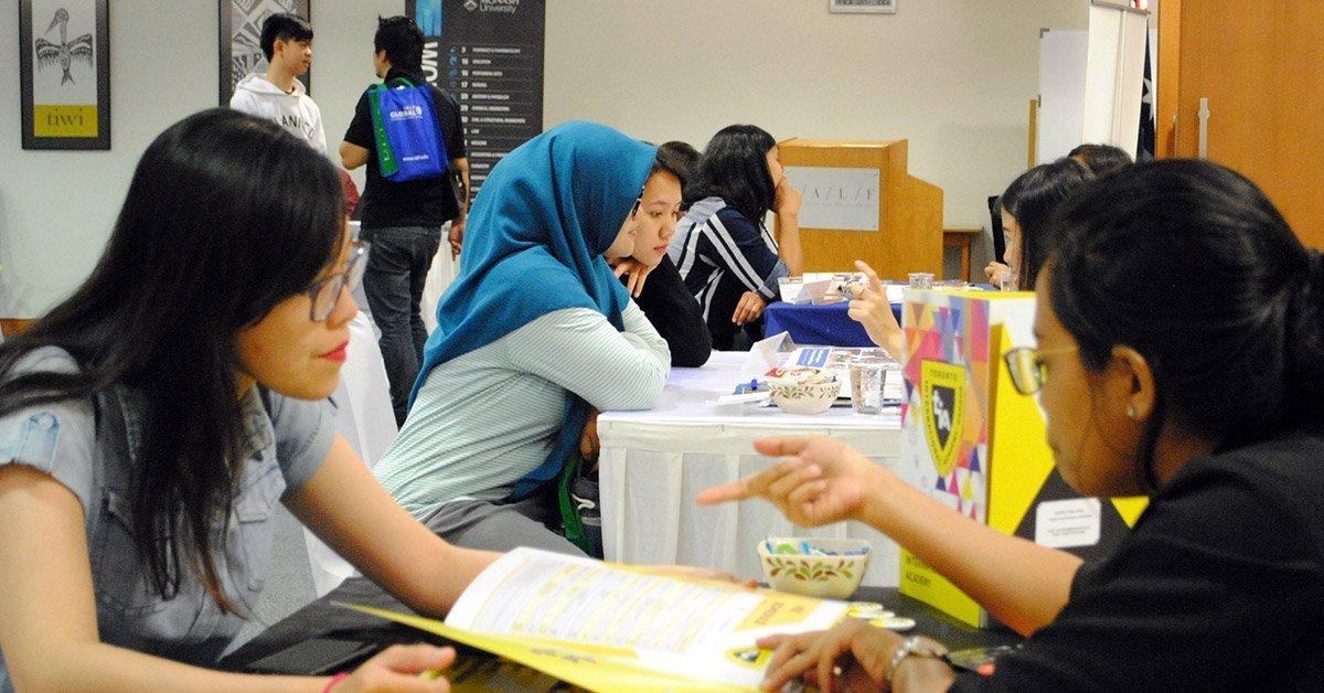 IALF Global Jakarta Education Fair 2019 - Pameran Pendidikan Ke Luar Negeri
