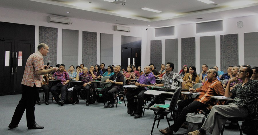 IALF Bali Teacher Training Workshop with Politeknik Negeri Bali