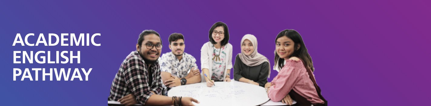 Academic English Pathway Bali