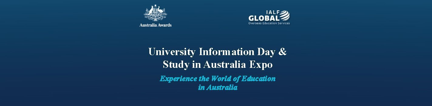 Study in Australia Expo 2020 | IALF Global