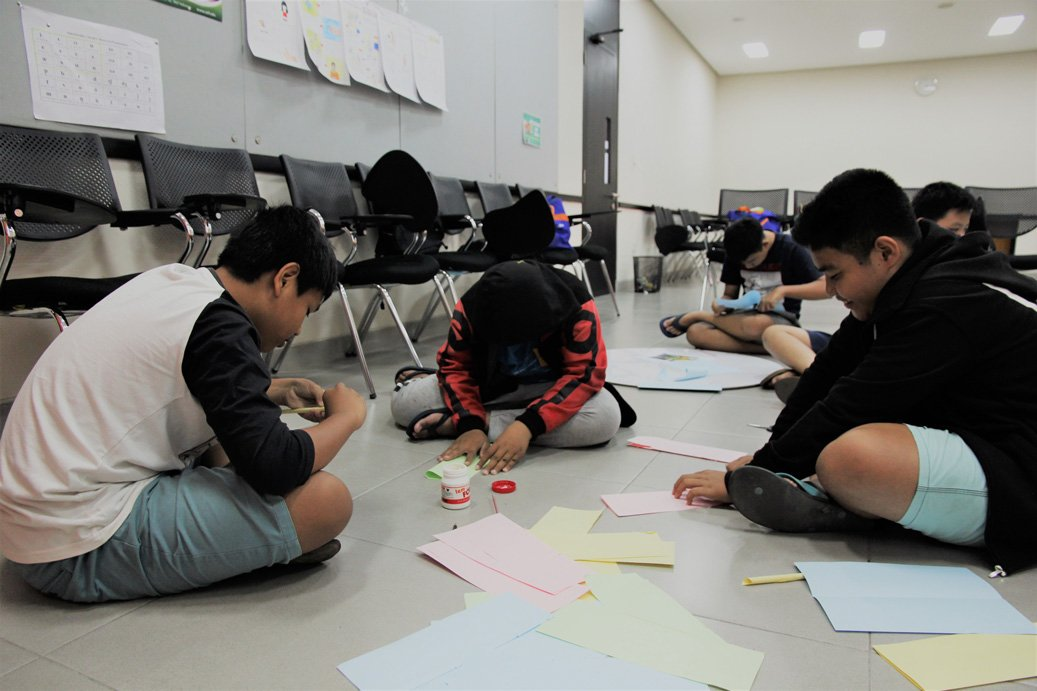 Belajar Bahasa Inggris - IALF Bali SD-SMP - 4