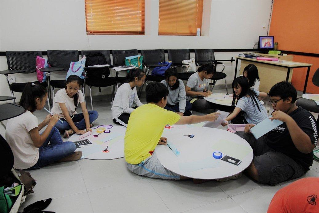 Belajar Bahasa Inggris - IALF Bali SD-SMP - 3
