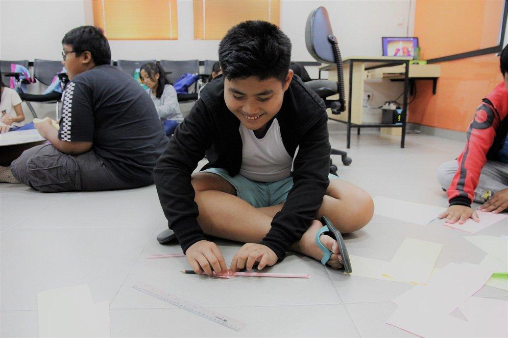 Belajar Bahasa Inggris - IALF Bali SD-SMP - 2