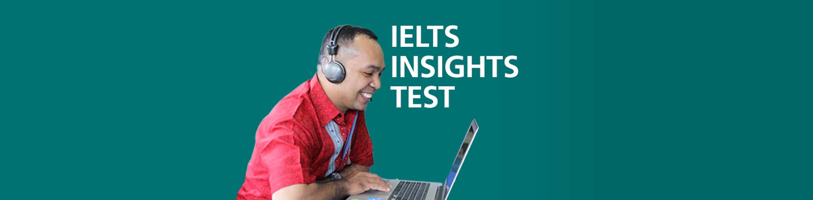 IELTS Insights Test