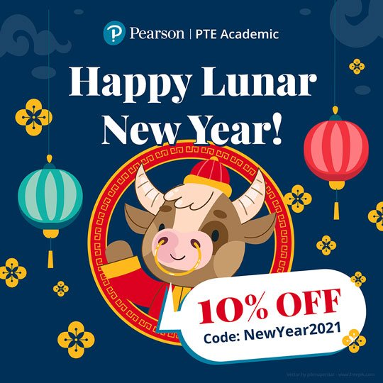 PTE promo Lunar new year