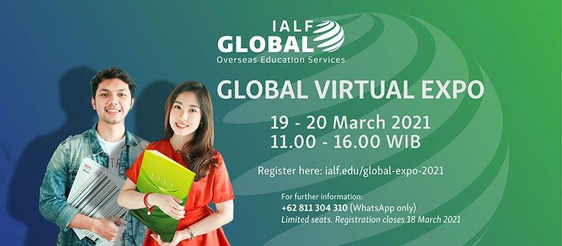 ialf global virtual expo march 2021