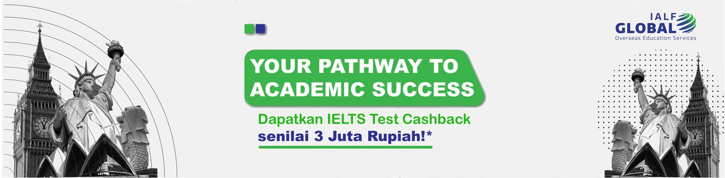Study Abroad with IALF Global and Get Cashback for your IELTS Test