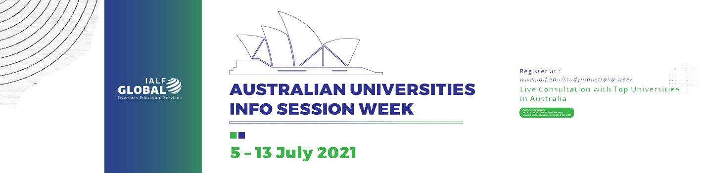 IALF Global Study in Australia Week