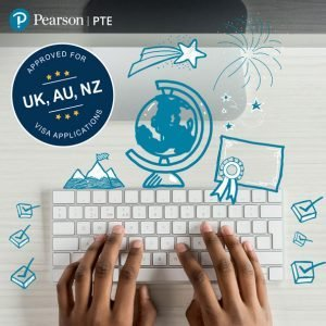 PTE Test Approved for UK, Australia, New Zealand visa application