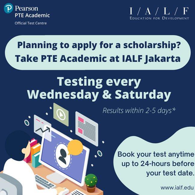 PTE Academic Test dates-schedule