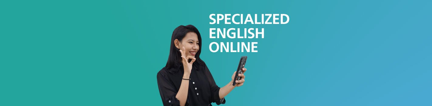 Specialized English Online Programs