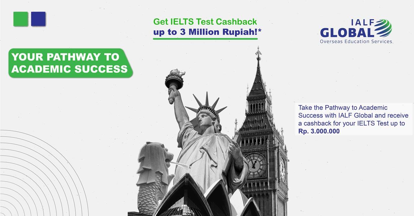 ialf global cashback - ielts test cashback - ielts preparation cashback - ielts promo - ialf promo